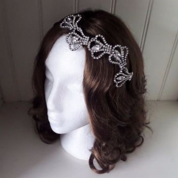 Erin Bridal Headdress