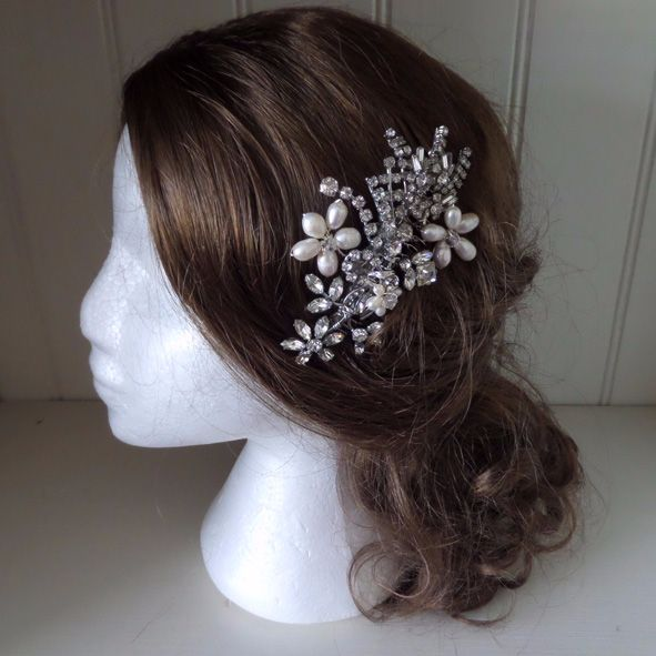 Hettie Original Vintage Hair Comb