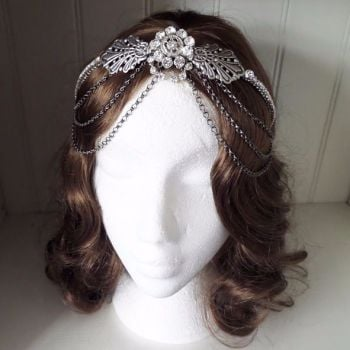 Jo Barnes Martha headpiece