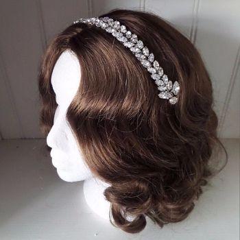 Jo Barnes Mary hair vine