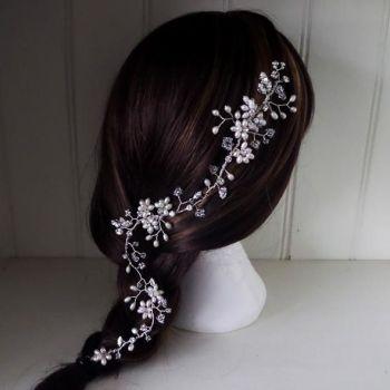 Jo Barnes Ivy hair vine