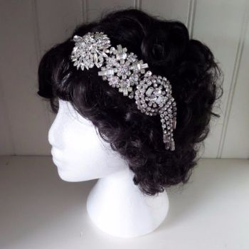 Bernice Original Vintage Headpiece
