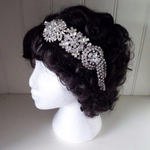 Bernice Vintage Headband