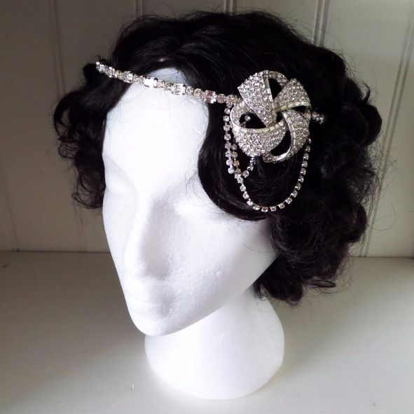 Laverne Vintage Bridal Headpiece