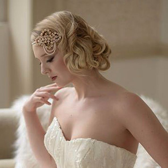 Stella Bridal Headdress