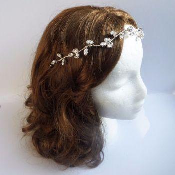 Elva Bridal Hair Vine