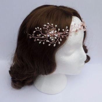 Jo Barnes Eva hair vine