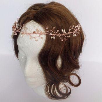 JB Eva hair vine