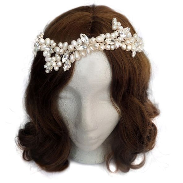 Cindy Bridal Hair Vine