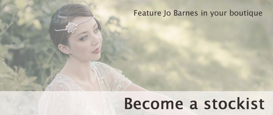 Become a Jo Barnes stockist