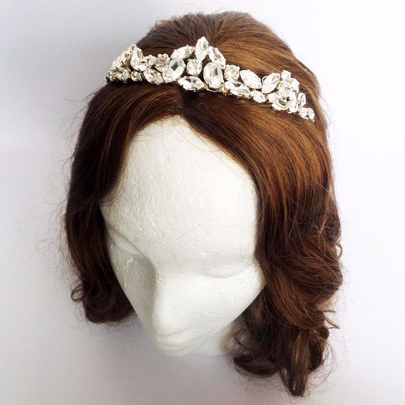 Jewell Bridal Tiara