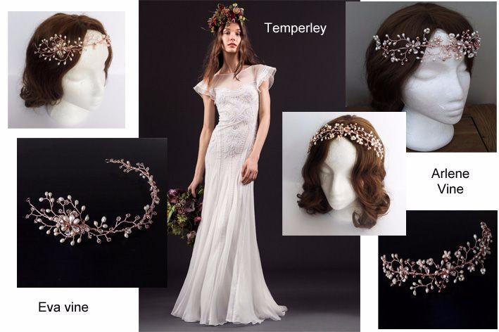 Temperley Abel dress 2017 Bridal collection