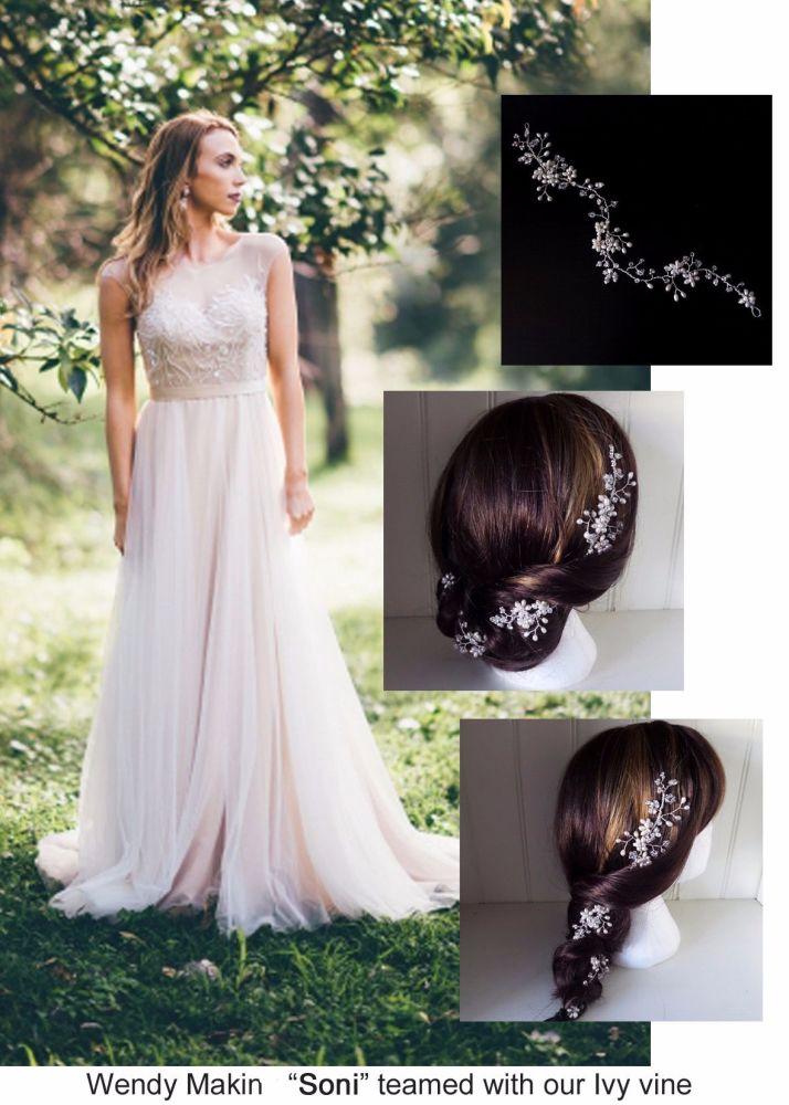 Wendy Makin Soni gown