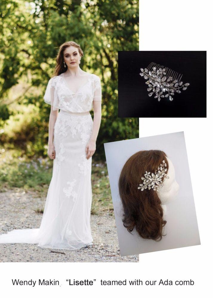 Wendy Makin Lisette gown