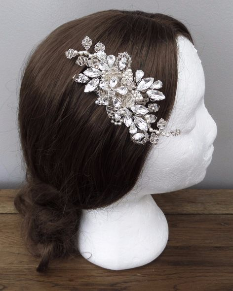 MARCELLA Bridal Hair Comb