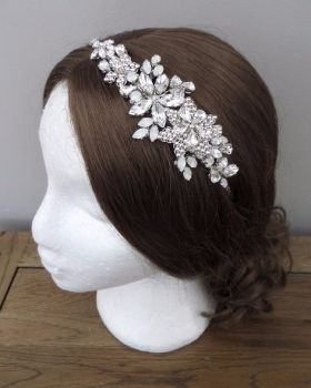 KAZUKO Bridal Headpiece