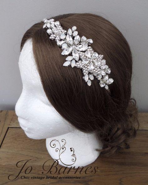 Jo Barnes kazuko headpiece