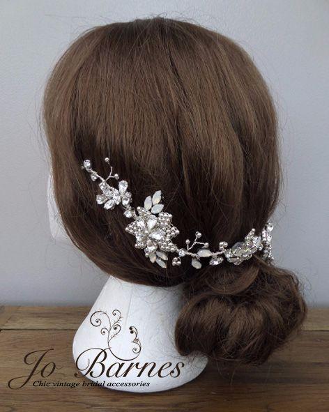 Jo Barnes Elissa hair vine