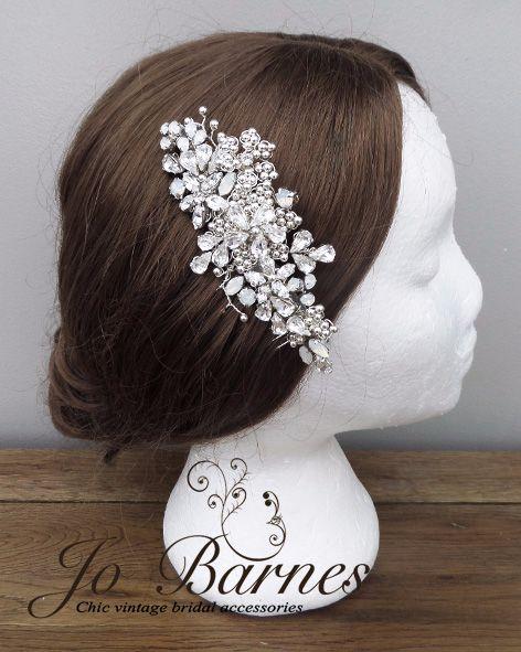 Jo Barnes Desma hair comb