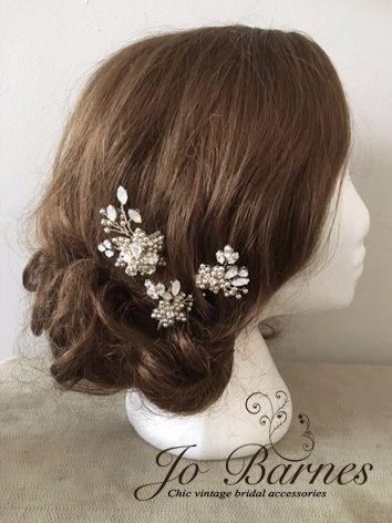 Jo Barnes Kallisto hair pins