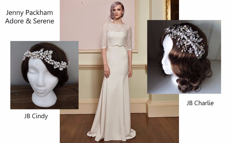 Jenny Packham adore and serene