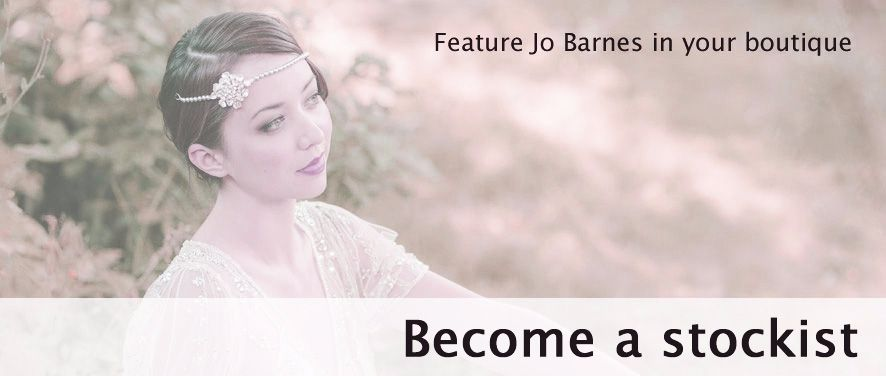 Become a Jo Barnes stockist