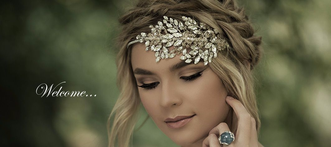 Jo Barnes luxury wedding accessories
