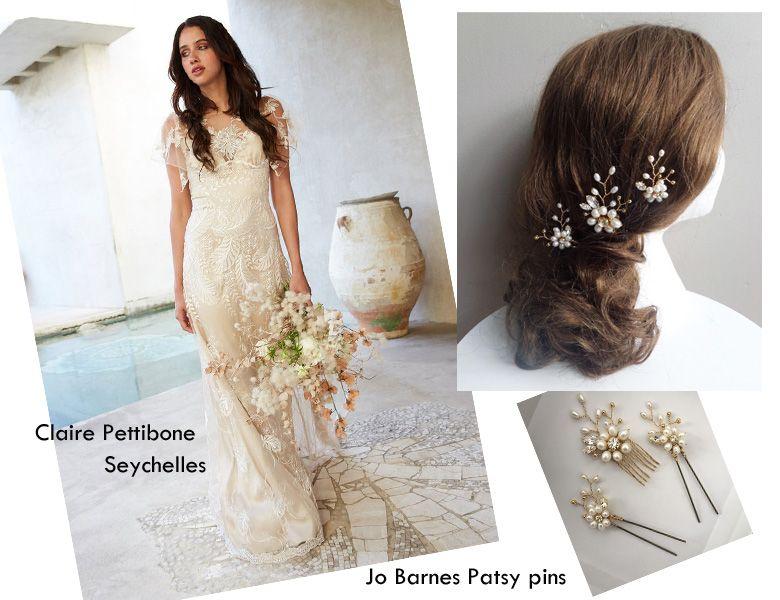Claire Pettibone Seychelles gown
