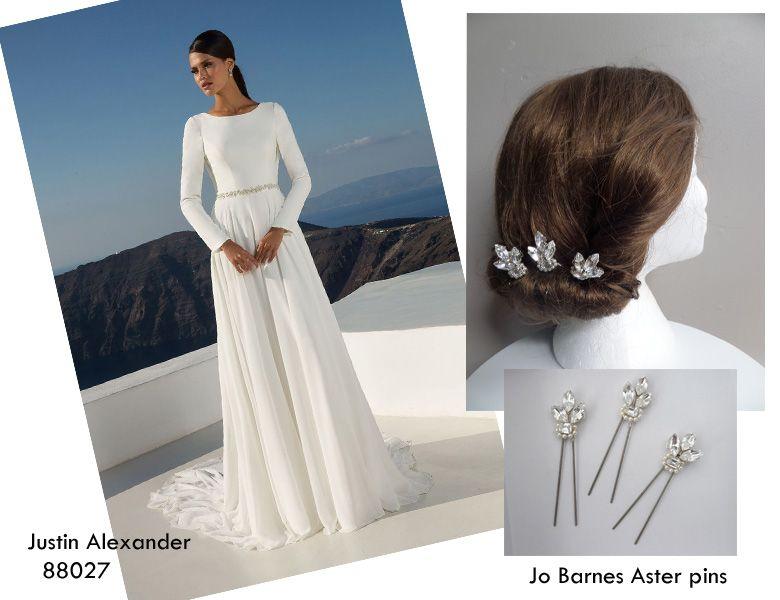 Justin Alexander 88027 dress