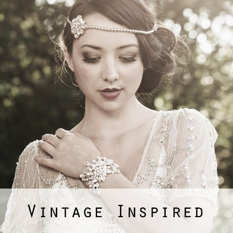 Vintage Inspired Headpieces