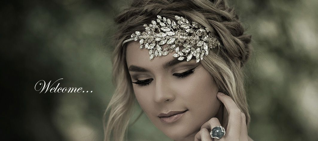 Jo Barnes luxury bridal accessories