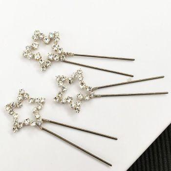 Alya Bridal Hair Pins