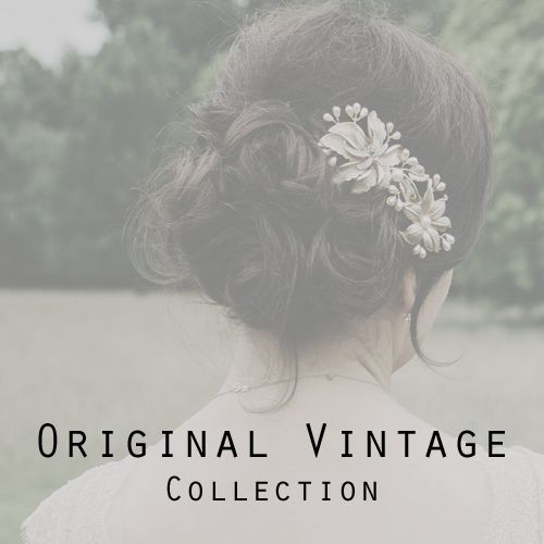 Original Vintage Headdresses