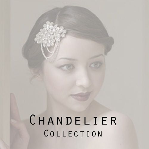 Chandelier Bridal Collection