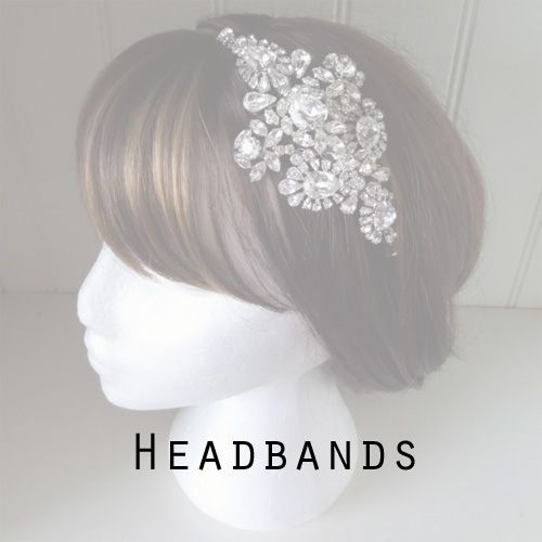 Original Vintage Headbands