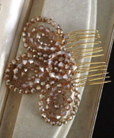 Belva Red Carpet Hair Comb