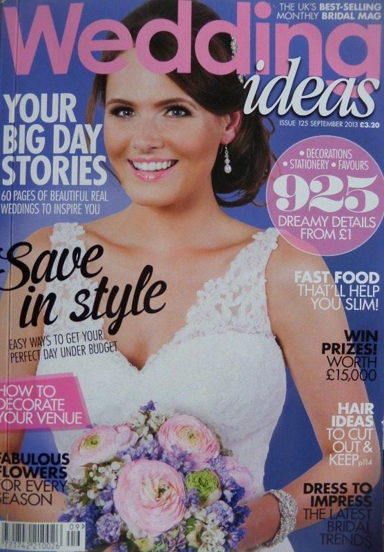 clara in wed ideas september issue