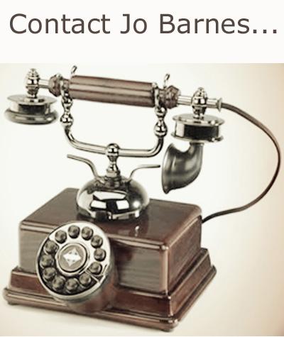 contact jo barnes