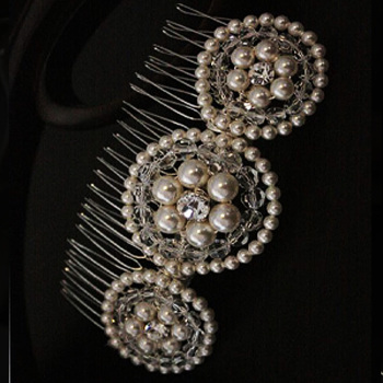 Alice Bridal Hair Comb