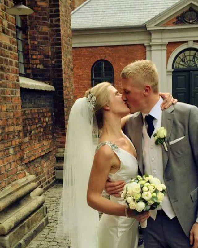 Jo Barnes cleo bride