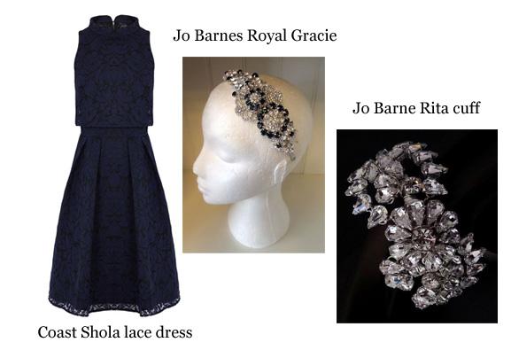 coast shola dress