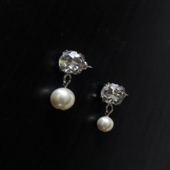 Ana Bridal Earrings