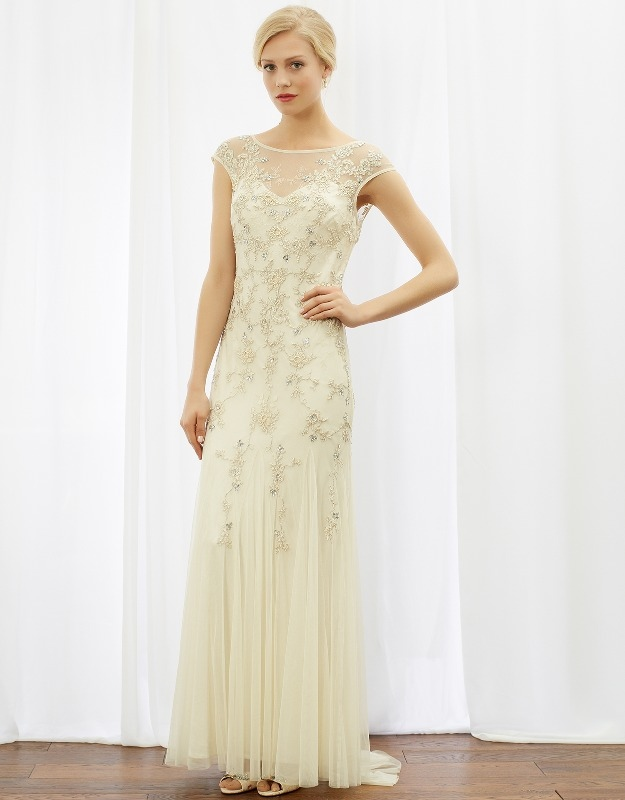 monsoon isabella wedding dress