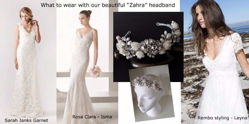 zahra mood board