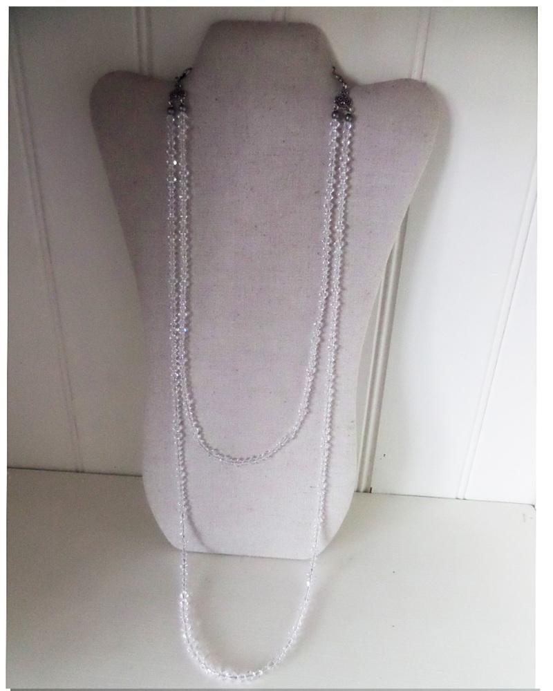 Lavinia Crystal Necklace