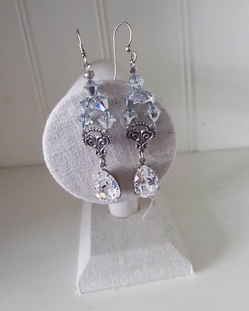 Crystalle Earrings