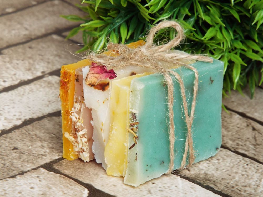 5 Soap Samples