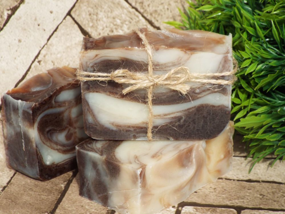 Sweet Birch & Cedarwood Soap