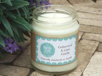 Cedarwood & Lime candle