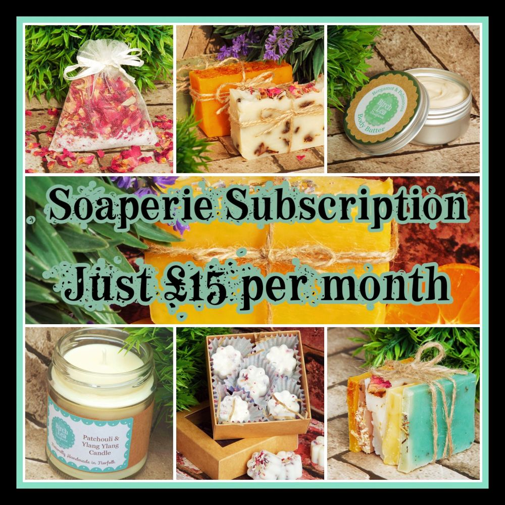 Soaperie Subscription